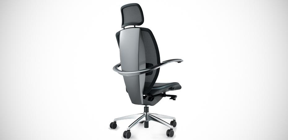 כסא עבודה ארגונומי Xten מאת Ares Line